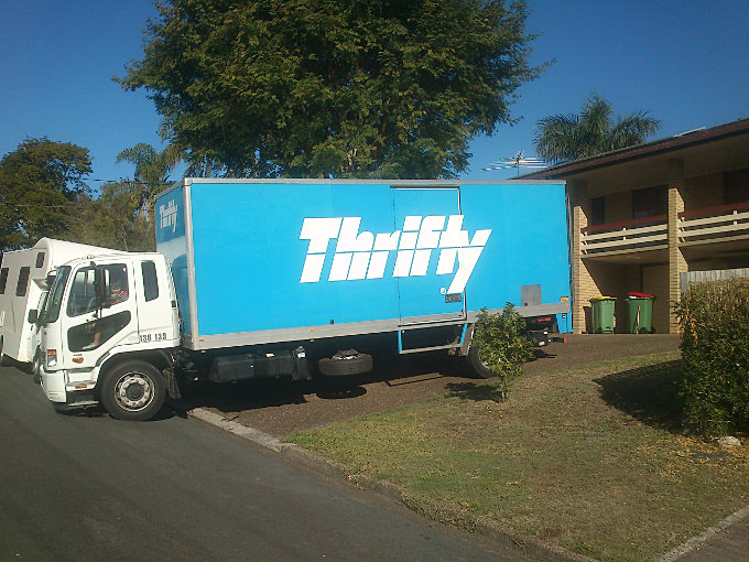hire truck