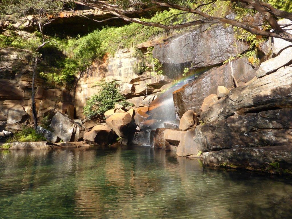 Gudda Gumoo (Rainbow Waters)