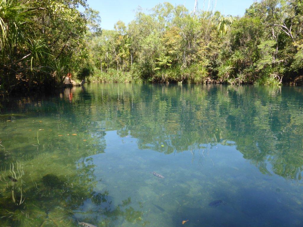 Main Pool, Berry Springs, Darwin