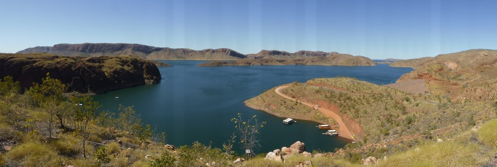 Lake Argyle (or a small part of it!)