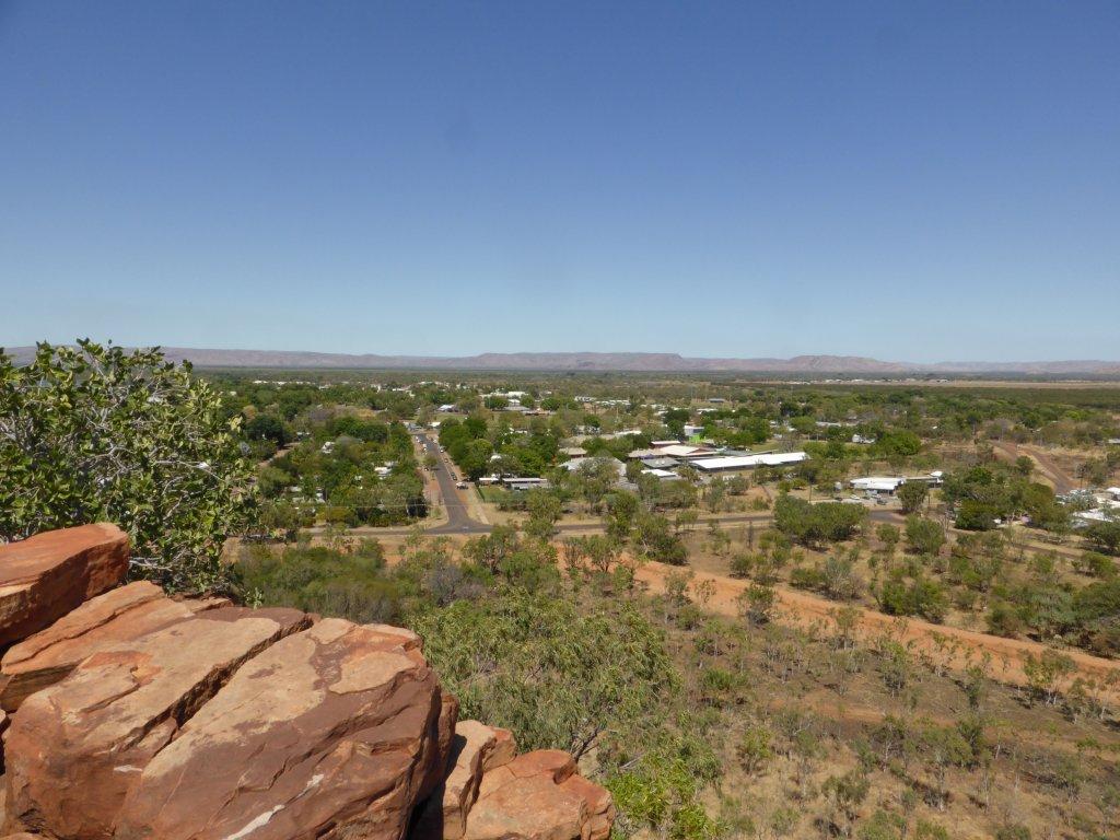 Kununurra, from the lookout