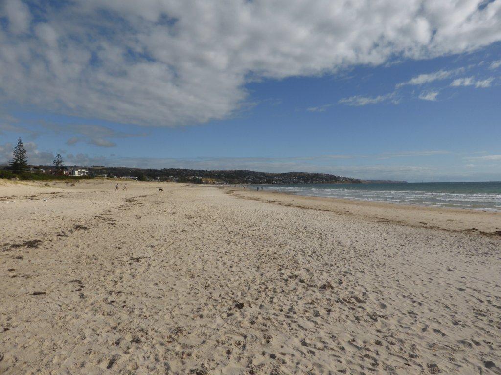 Brighton beach, SA