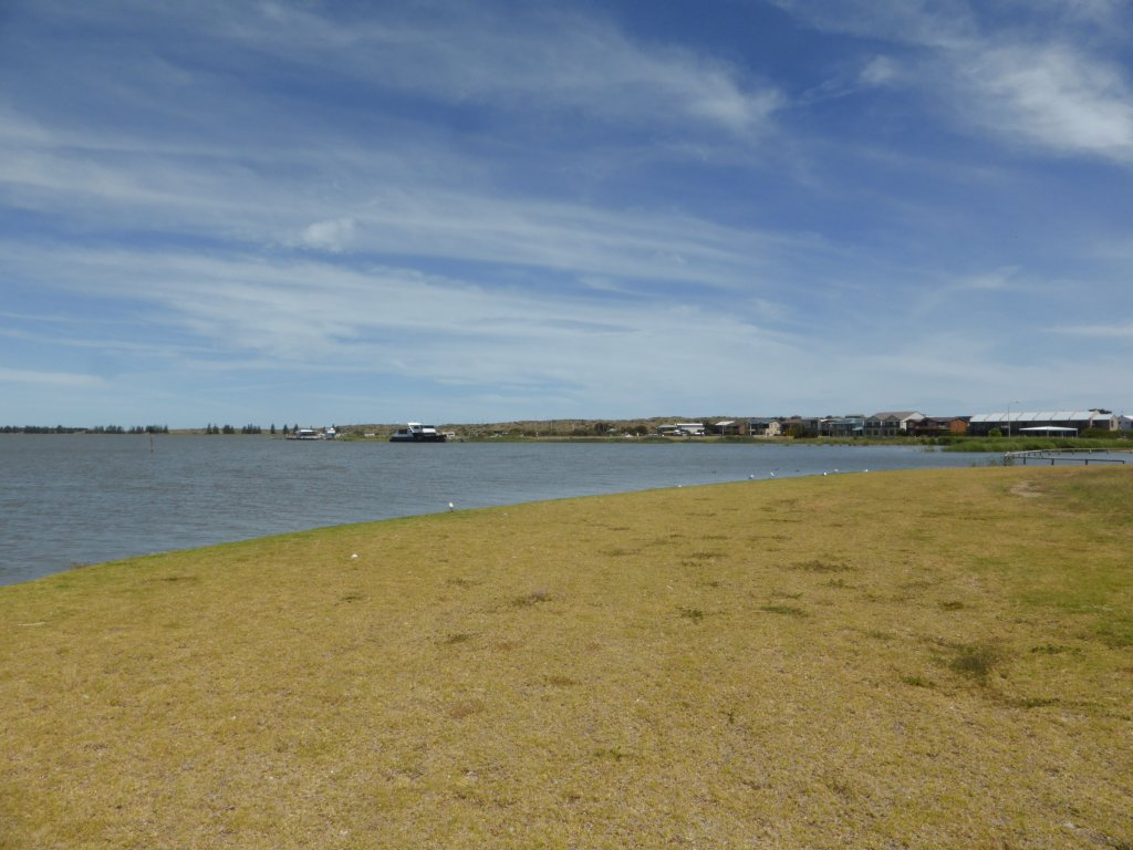 waterways around Goolwa
