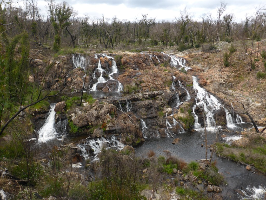 nearby Broken Falls