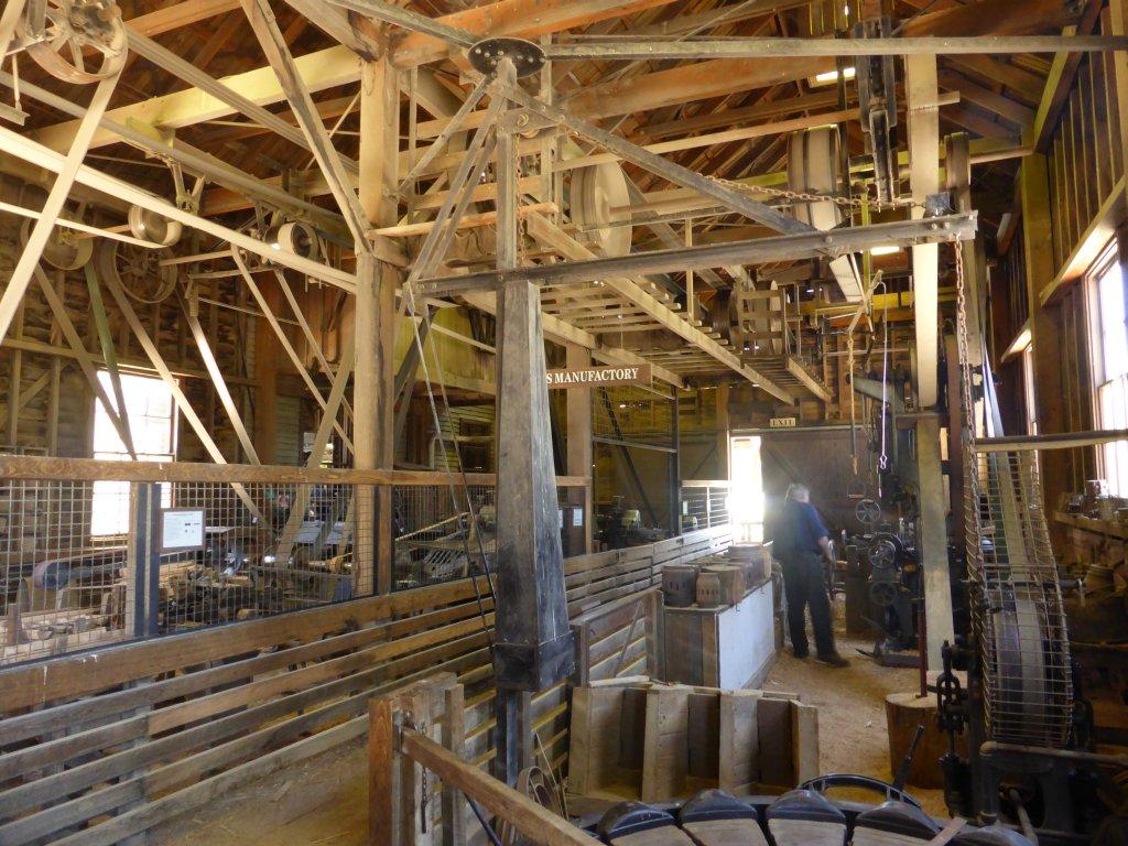 coach manufacture