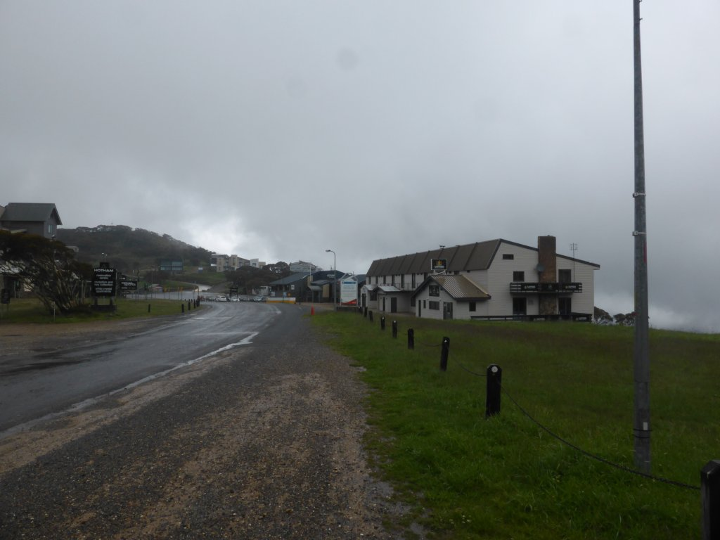 part of the Mt Hotham Resort