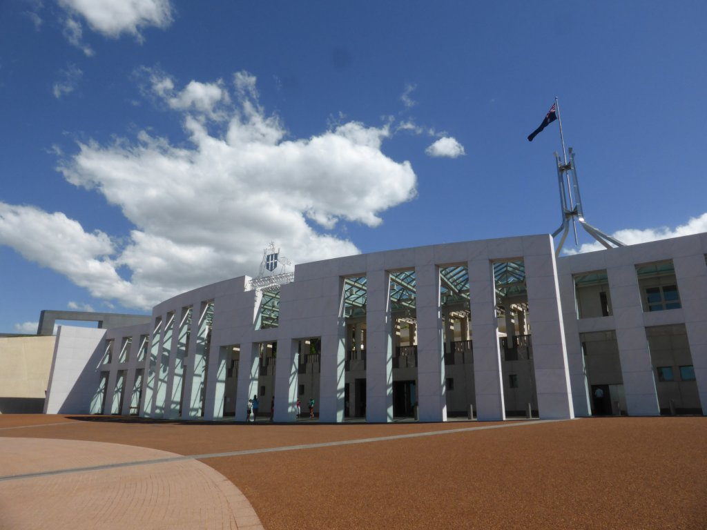 Parliament House facade